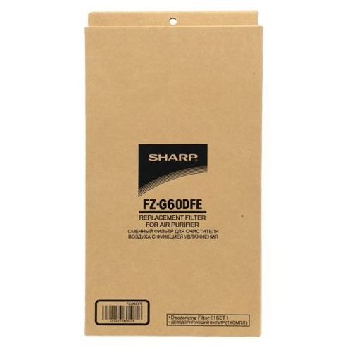 Sharp fzg60dfe filtr węglowy do modelu kc-g60euw - raty 10 x 0% i kto pyta płaci mniej i dzwoń tel. 22 266 82 20!