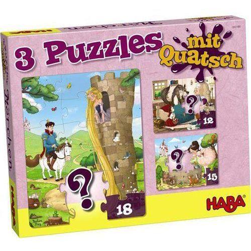 Haba Puzzle - baśnie (3 motywy) (4010168202242)