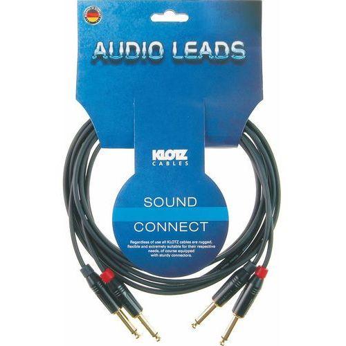KLOTZ KMPP0300 kabel instrumetalny 3 m