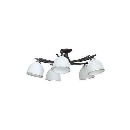 Luminex Lampa sufitowa avia 5xe27/60w