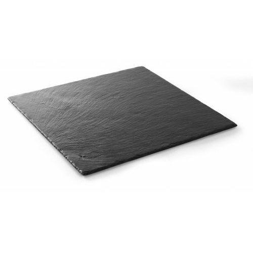 Hendi płyta łupkowa - taca kwadratowa | 400x400 mm - kod product id