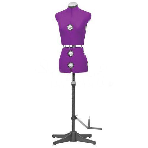Texi Manekin krawiecki regulowany dress form, rozmiar 36-42
