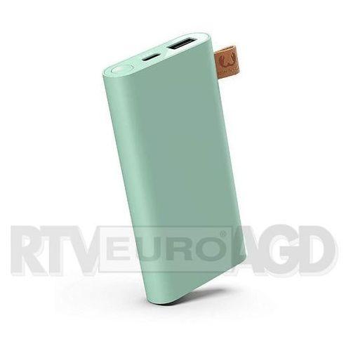 Fresh n rebel Powerbank 6000 mah usb-c zielony