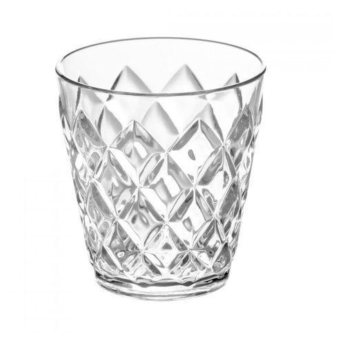 Szklanka na napoje 200ml crystal s transparentna marki Koziol
