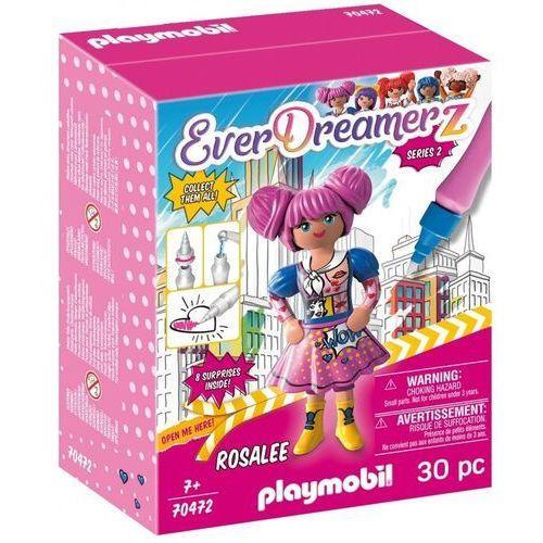 Playmobil Zestaw figurek 70472 rosalee comic world (70472). od 7 lat (4008789704726)