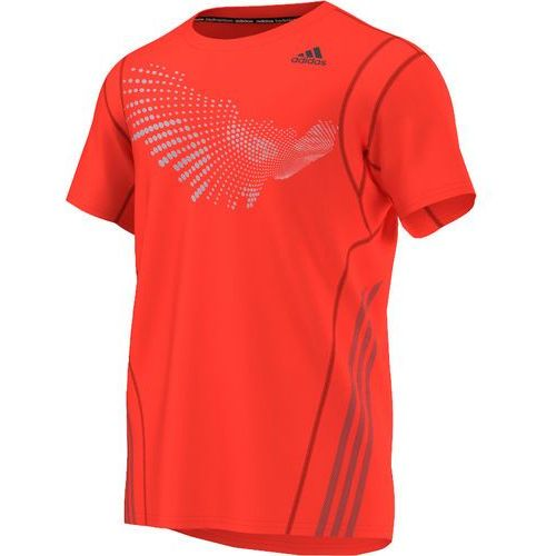 Adidas koszulka sportowa Graph Tee Men red S
