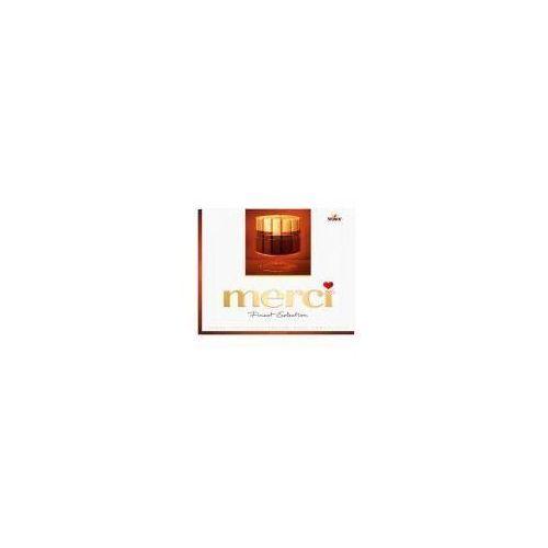 Storck Bombonierka merci finest selection kolekcja czekoladek deserowych 250g - OKAZJE