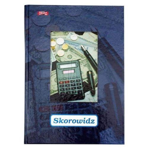 Skorowidz Koh-i-noor A4 196 kartek twarda oprawa, A0289