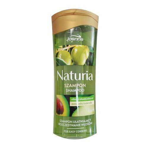 naturia szampon do włosów oliwa z oliwek i awokado 200ml marki Joanna