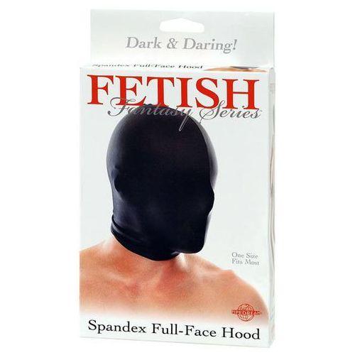 Fetish fantasy Ffs spandex full face hood black