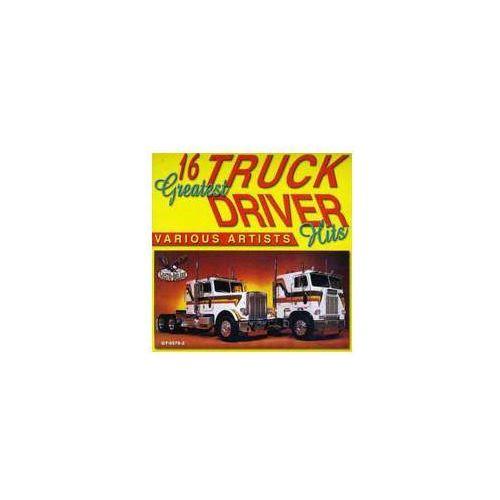 Gusto 16 greatest truck driving hits / różni wykonawcy