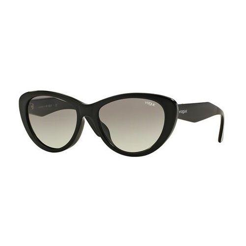 Vogue eyewear Okulary słoneczne vo2990sf texture asian fit w44/11
