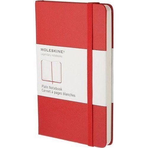 Moleskine Notes p classic gładki czerwony