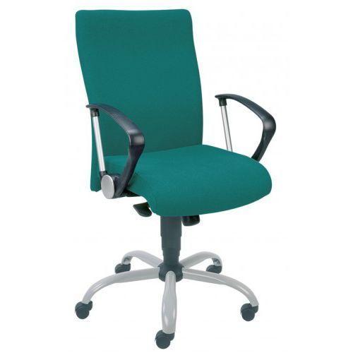 Krzesło obrotowe neo ii gtp9 steel02 alu - biurowe, fotel biurowy, obrotowy marki Nowy styl