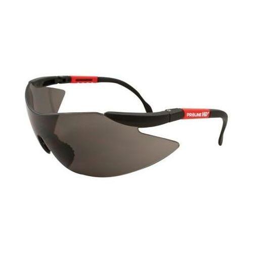 Okulary ochronne przyciemniane z filtrem spf f1 proline hd 46038 marki Profix