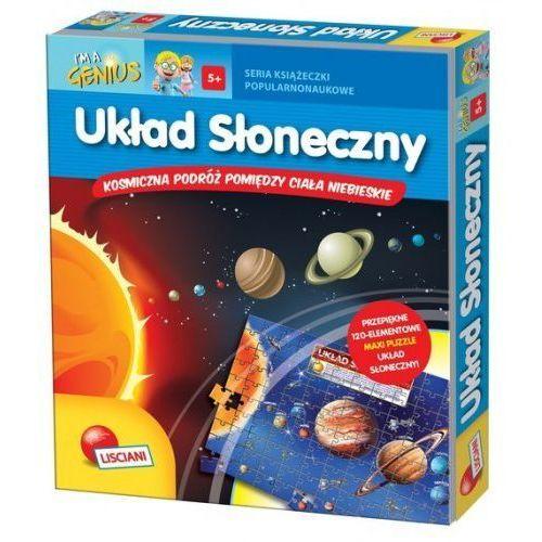 I'm a Genius Układ Słoneczny Książeczka + puzzle, 89120102866ZA (10461731)