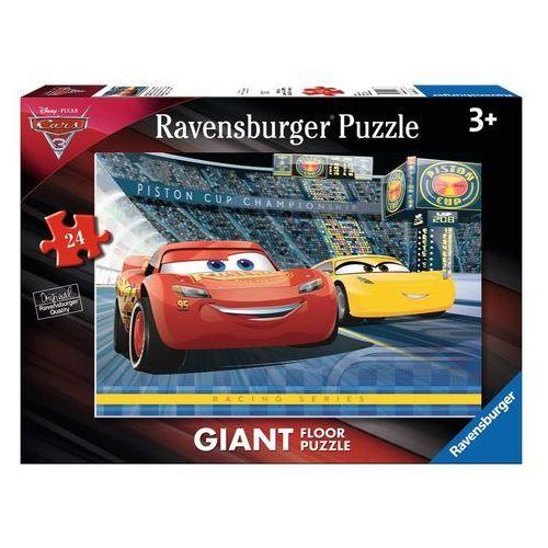 Puzzle podłogowe 24 Auta - Ravensburger (4005556055173)