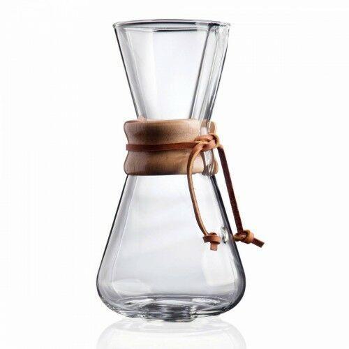 Chemex coffee maker classic 3 filiżanki klasyczny amerykański dripper