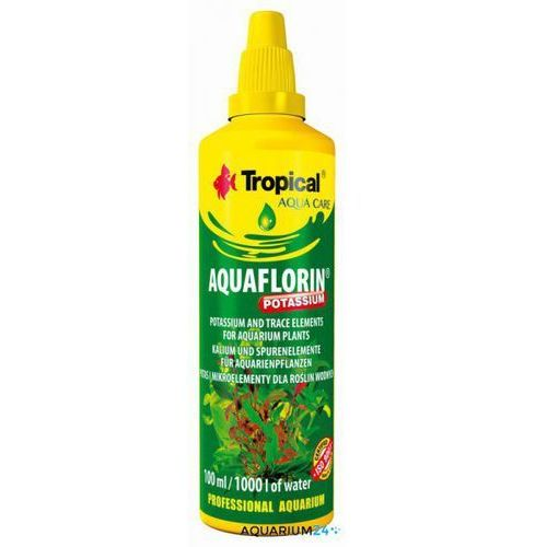 TROPICAL Aquaflorin Potassium 30ml (5900469330418)