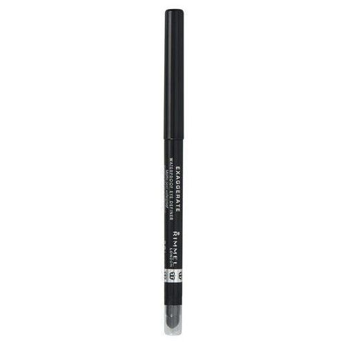 Rimmel London Exaggerate Waterproof Eye Definer 0,28g W Kredka do oczu 262 Blackest Black