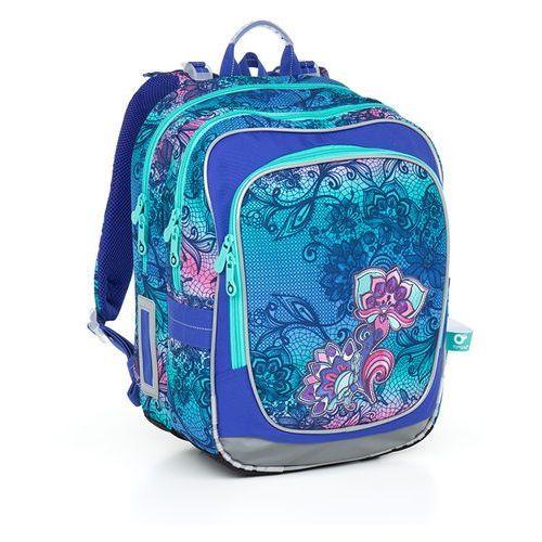Topgal Plecak szkolny  chi 786 i - violet, kategoria: tornistry i plecaki