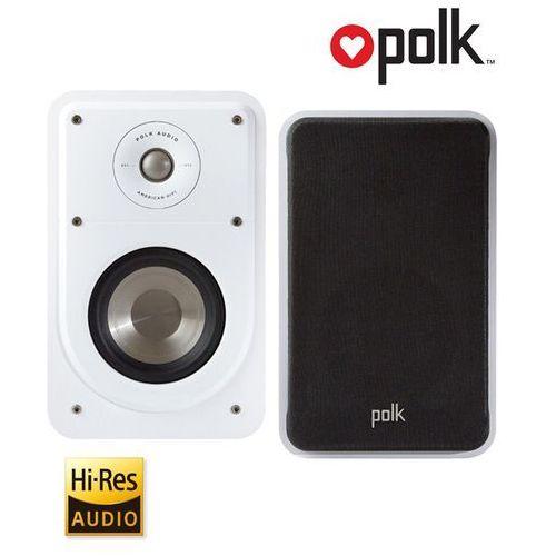 Kolumny podstawkowe signature s10 marki Polk audio