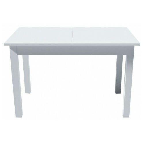 Elior Stół rozkładany prostokątny biel mat - stivi
