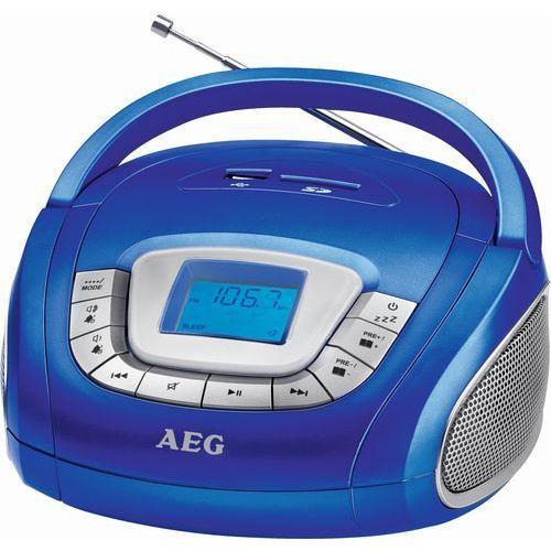 SR 4373 marki AEG z kategorii [radiomagnetofony CD]