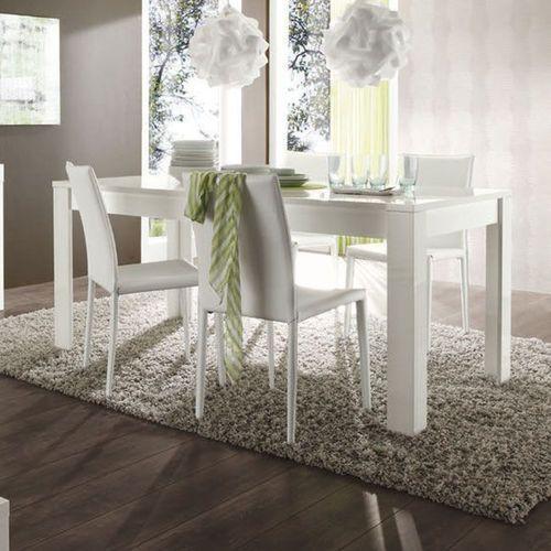 Fato luxmeble Stół amaretto 160x90 wysoki połysk