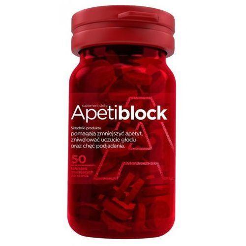 Apetiblock 50 tabl. (artykuł z kategorii Tabletki na odchudzanie)