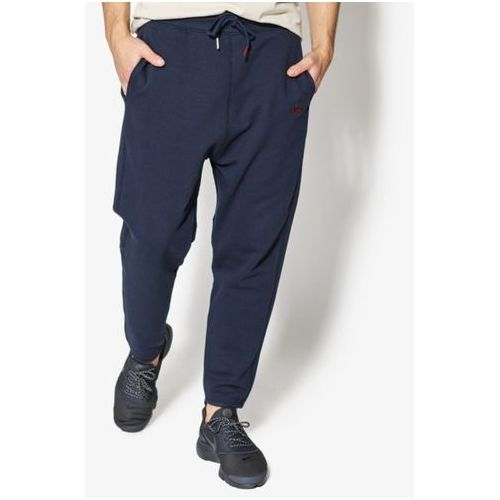 NEW ERA SPODNIE WORLD HOOD JOGGER NEW ERA NIGHT SHIFT NAVY