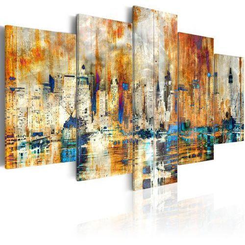 Artgeist Obraz - wspomnienie miasta