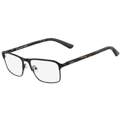 Calvin klein Okulary korekcyjne  ck7385 001