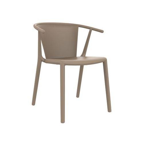 Resol Krzesło steely beżowe - beżowy (2200000103505)