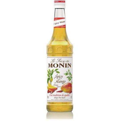 Syrop SPICY MANGO MONIN 0,7 L - pikantne mango