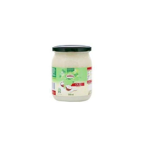 Targroch Olej kokosowy nierafinowany 100% naturalny 500ml (5903229003447)