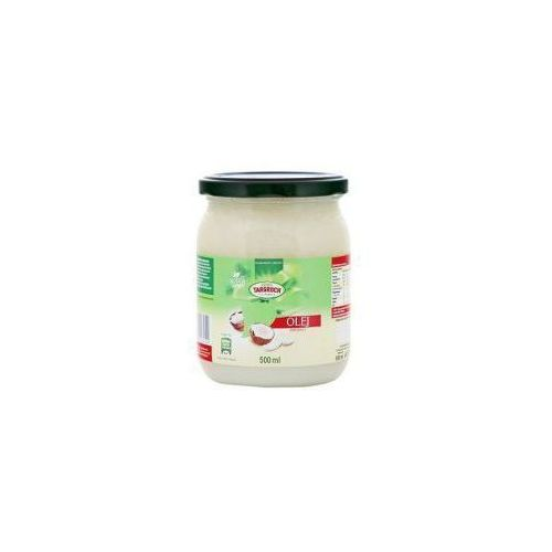 Targroch Olej kokosowy nierafinowany 100% naturalny 500ml