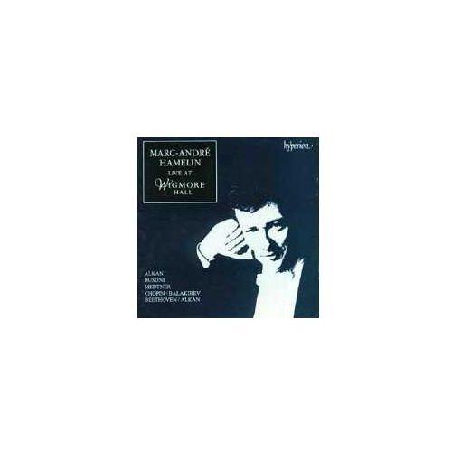 Marc - Andre Hamelin Live At Wigmore Hall - produkt z kategorii- Muzyka klasyczna - pozostałe