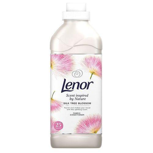 Lenor inspirowane naturą silk tree blossom płyn do płukania 25 prań