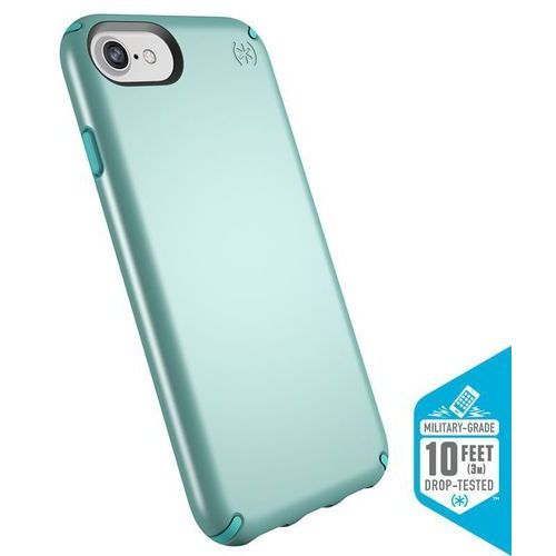 SPECK PRESIDIO METALLIC ETUI OBUDOWA IPHONE 8 / 7 / 6S / 6 (PEPPERMINT GREEN/JEWEL TEAL)