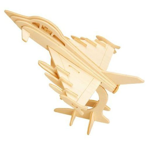 Łamigłówka drewniana gepetto - myśliwiec (battleplane) marki Eureka
