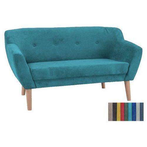Sofa bergen-2 - styl skandynawski marki Signal
