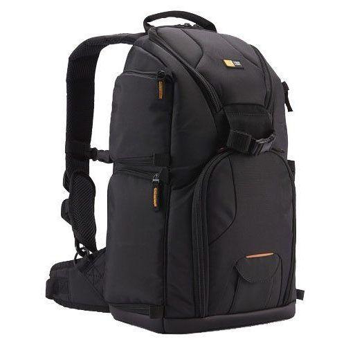 Case Logic ksb101 Professional DSLR Sling Back Pack aparat plecak (Medium) Czarny