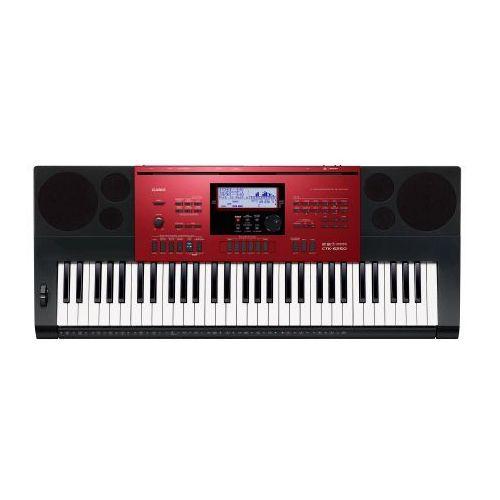 Casio ctk-6250 instrument klawiszowy