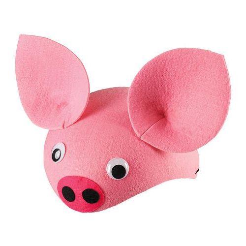 Czapka świnka marki Made in china