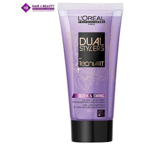 Loreal Dual Stylers Sleek and Swing, Żel wygładzający 150ml