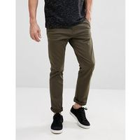 Tom tailor chino in slim fit - green