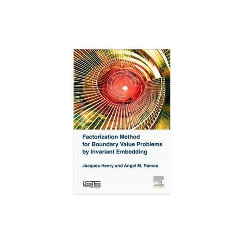 Factorization Method for Boundary Value Problems by Invariant Embedding