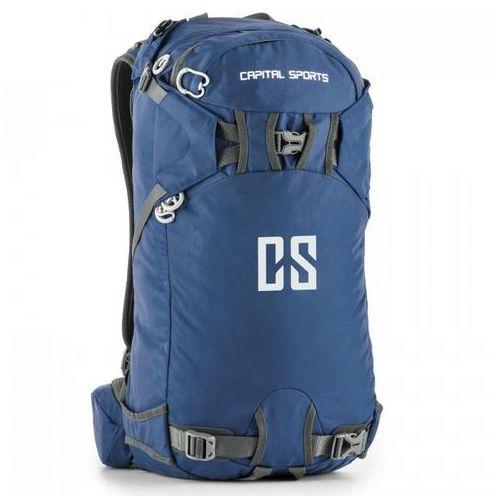 9758a30863e0 Info · Capital sports cs 30 blue plecak sport rekreacja 30l wodoodporny  nylon niebieski