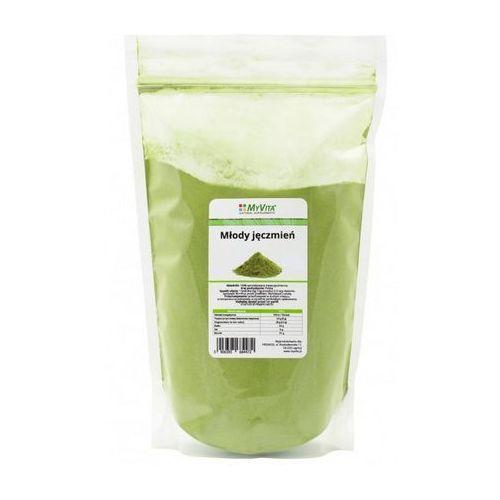 Młody zielony jęczmień.. sproszkowana.. trawa 500g MyVita (5906395684472)